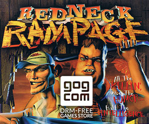 Redneck Rampage on Windows 10, 8, Windows 7, Vista, XP.