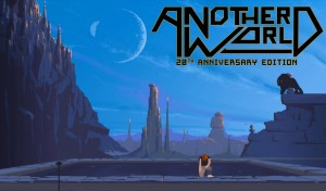 Another World: 20th Anniversary Edition for Windows 10.