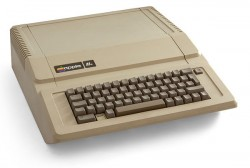 Apple IIe.