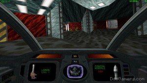 Descent 2 OpenGL with D2X-Rebirth engine.