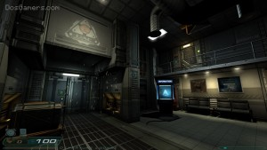 Doom 3: 1920x1080 resolution.