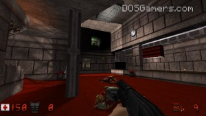Duke Nukem 3D high resolution, dynamic lightning.
