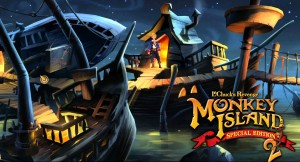 Monkey Island 2: LeChuck's Revenge on Windows 10.