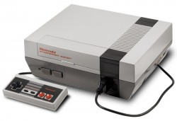 Nintendo Entertainment System (NES).