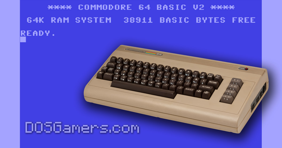 Commodore 64 bbs jamming
