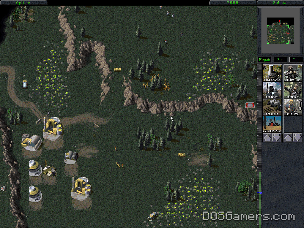 C&c red alert yuri's revenge pc review and full download | old.