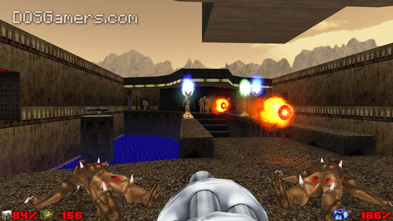 Doom, Hexen, Heretic on Windows 10