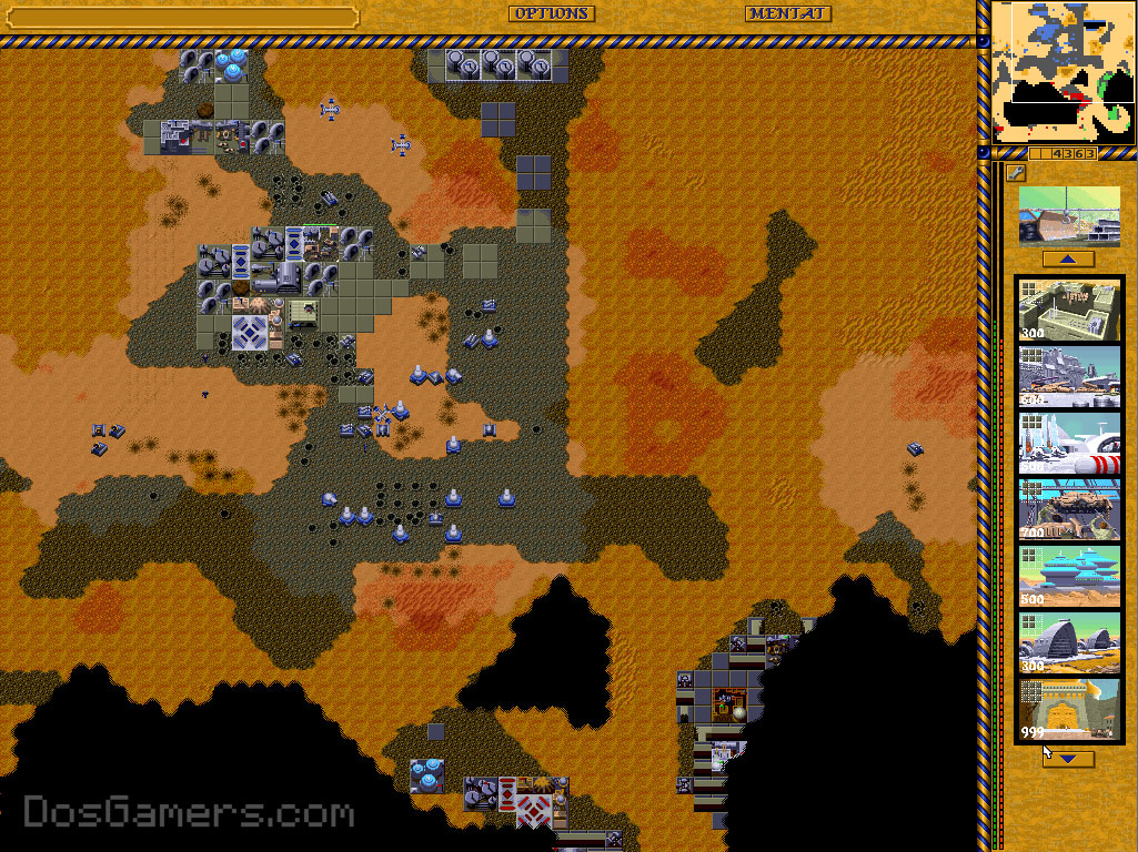 Download Dune II - The Building of a Dynasty