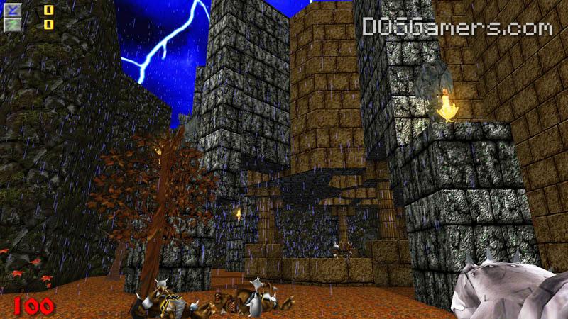 Doom, Hexen, Heretic on Windows 10