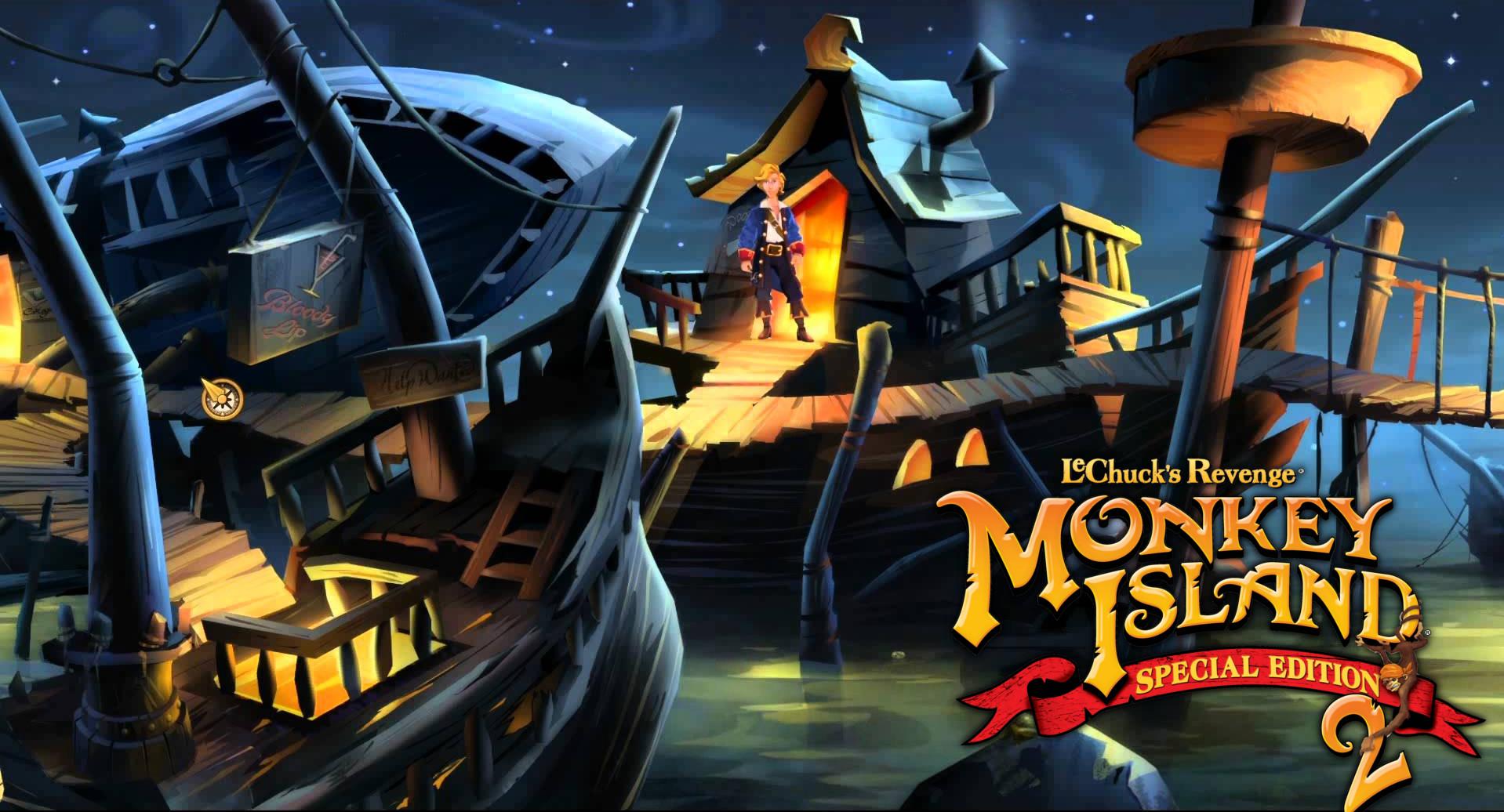 Monkey Island Emulator
