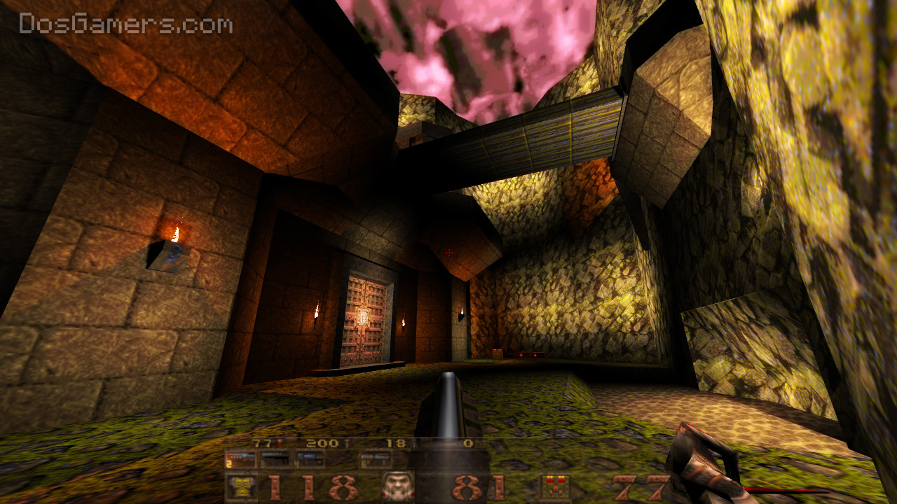 Quake on Windows 7, 8 and Windows 10 high resolution: DarkPlaces