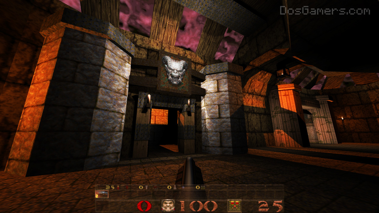 Quake on windows 7 8 and windows 10 high resolution for Mission exe