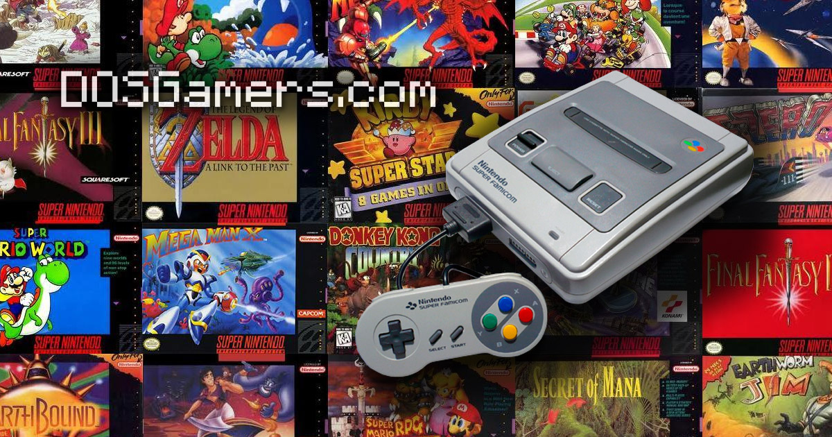 an overview of the super nintendo entertainment system emulator zsnes How to play snes games on pc [snes emulator] presented by yes guy gaming a tutorial about how to play snes games on pc using a super nintendo emulator afte.