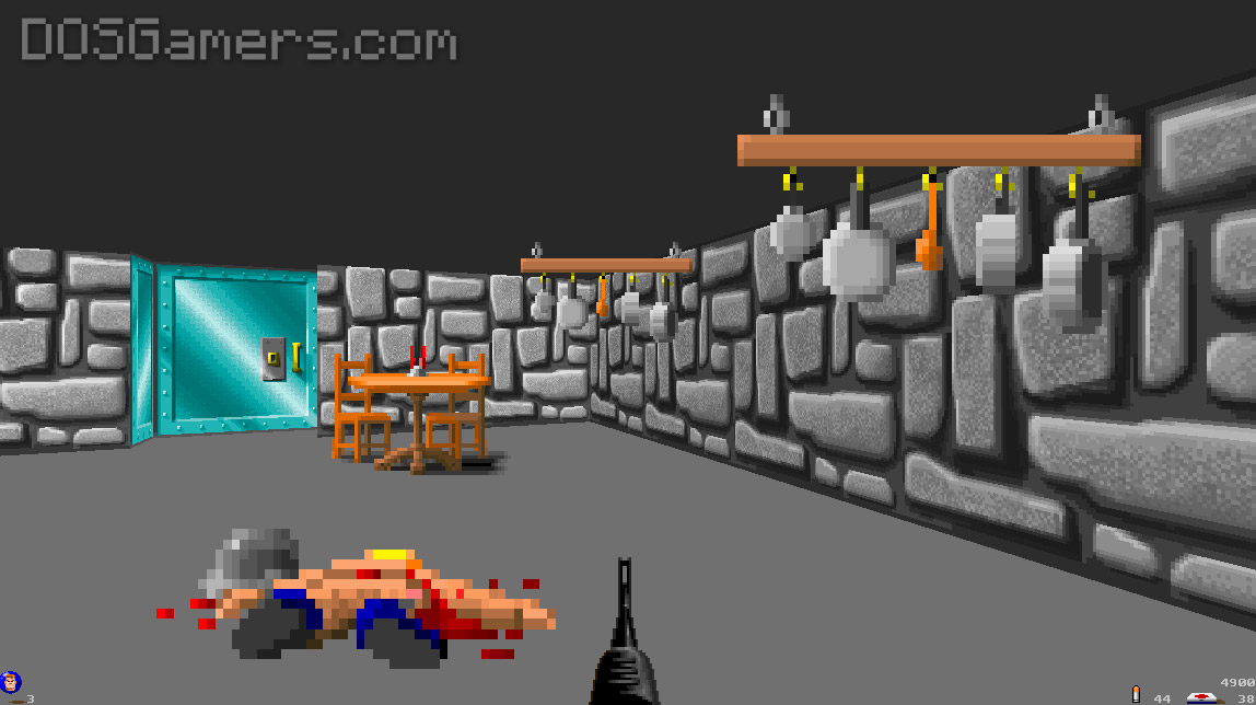 How to install Wolfenstein 3D on XP