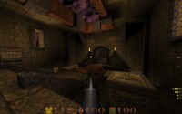Quake 1 on Windows 8, Windows 7, Vista, XP with high resolution