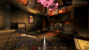 Quake 1 on Windows 10, Windows 8, Windows 7, Vista, XP with high resolution.
