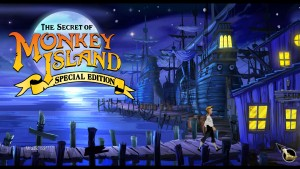 The Secret of Monkey Island: Special Edition on Windows 10.