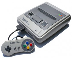Super Nintendo Entertainment System (SNES).