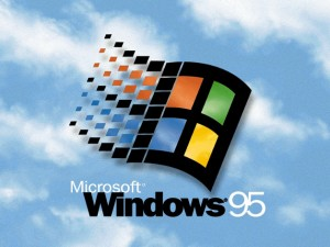 Running Windows 95/98 programs on Windows 8, Windows 7 or Vista